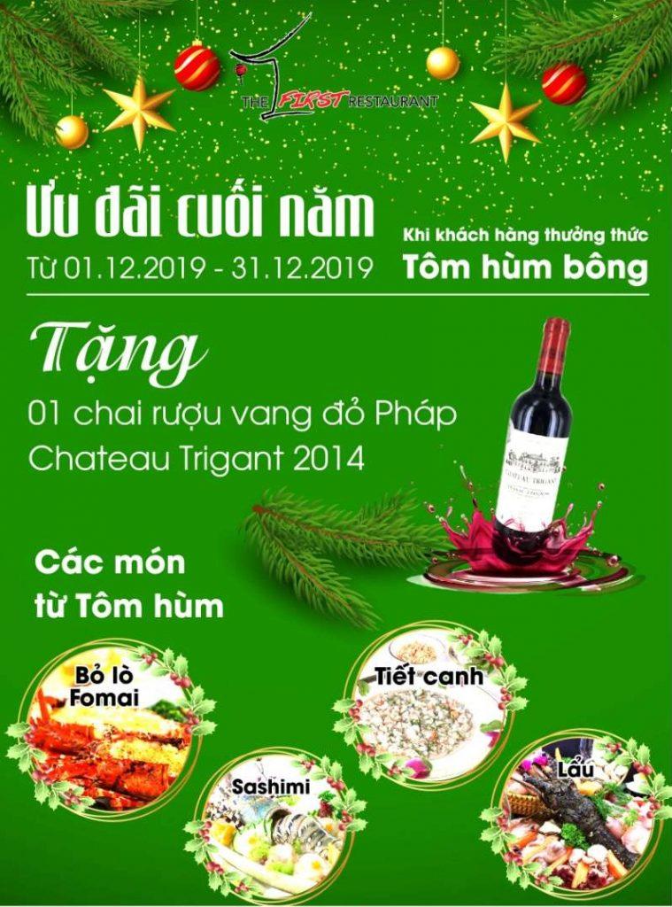 Uu Dai Cuoi Nam, nha hang De Nhat