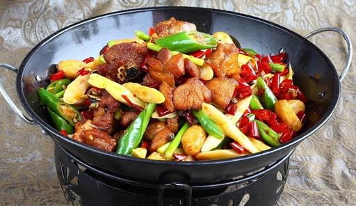 Mon Xao Kho